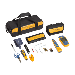 Fluke Networks MicroScanner2 Termination Test Kit - кабельный тестер
