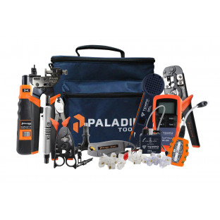Paladin-Tools PT-4932 Ultimate Technician - набор инструментов для СКС